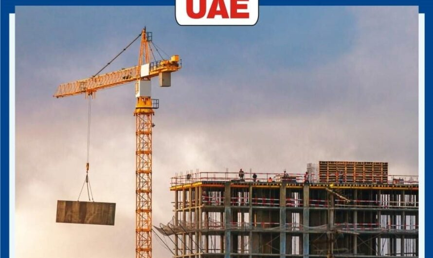 URGENTLY REQUIRED FOR A REPUTED CONSTRUCTION COMPANY IN UAE